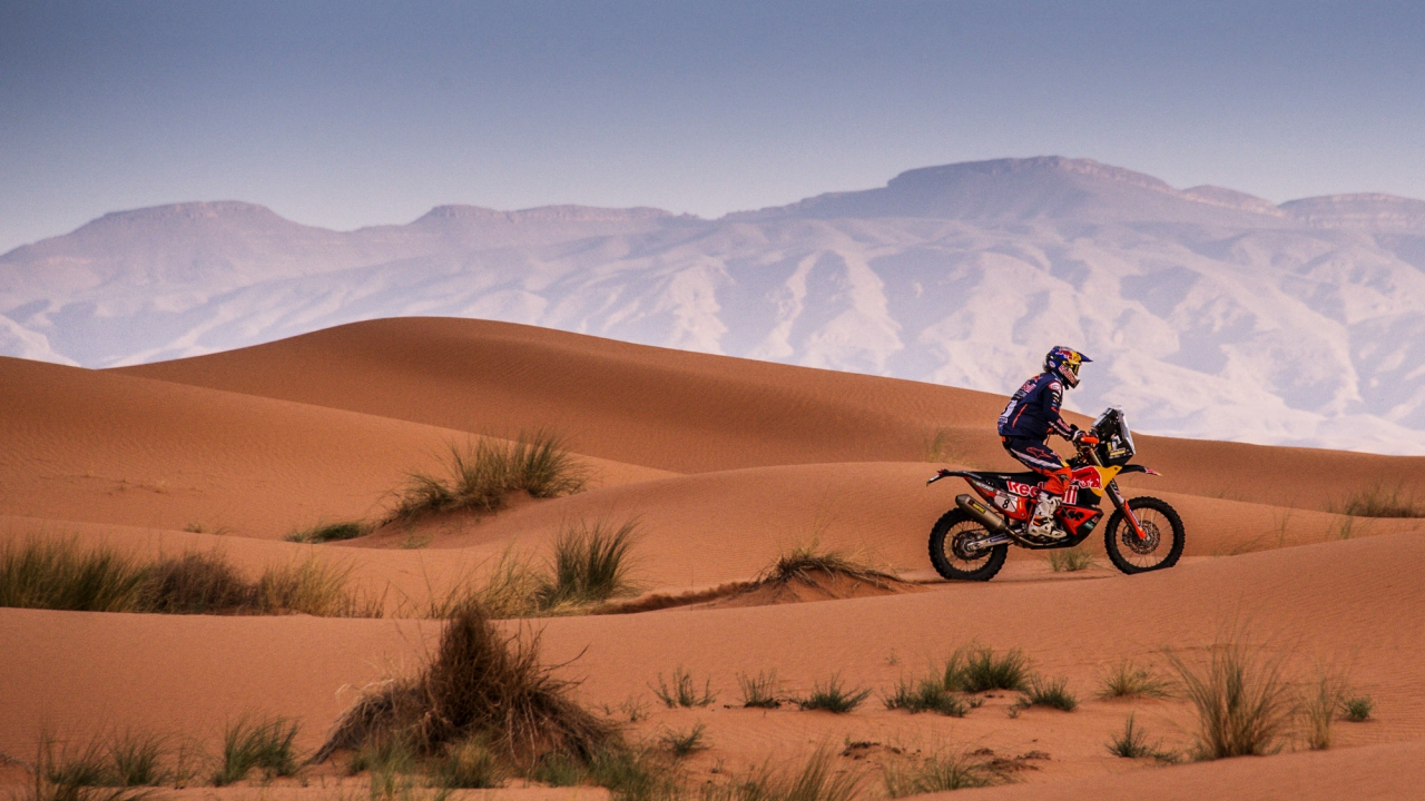 Toby Price es campeón mundial 2018 de Rallies Cross-Country al ganar en Marruecos