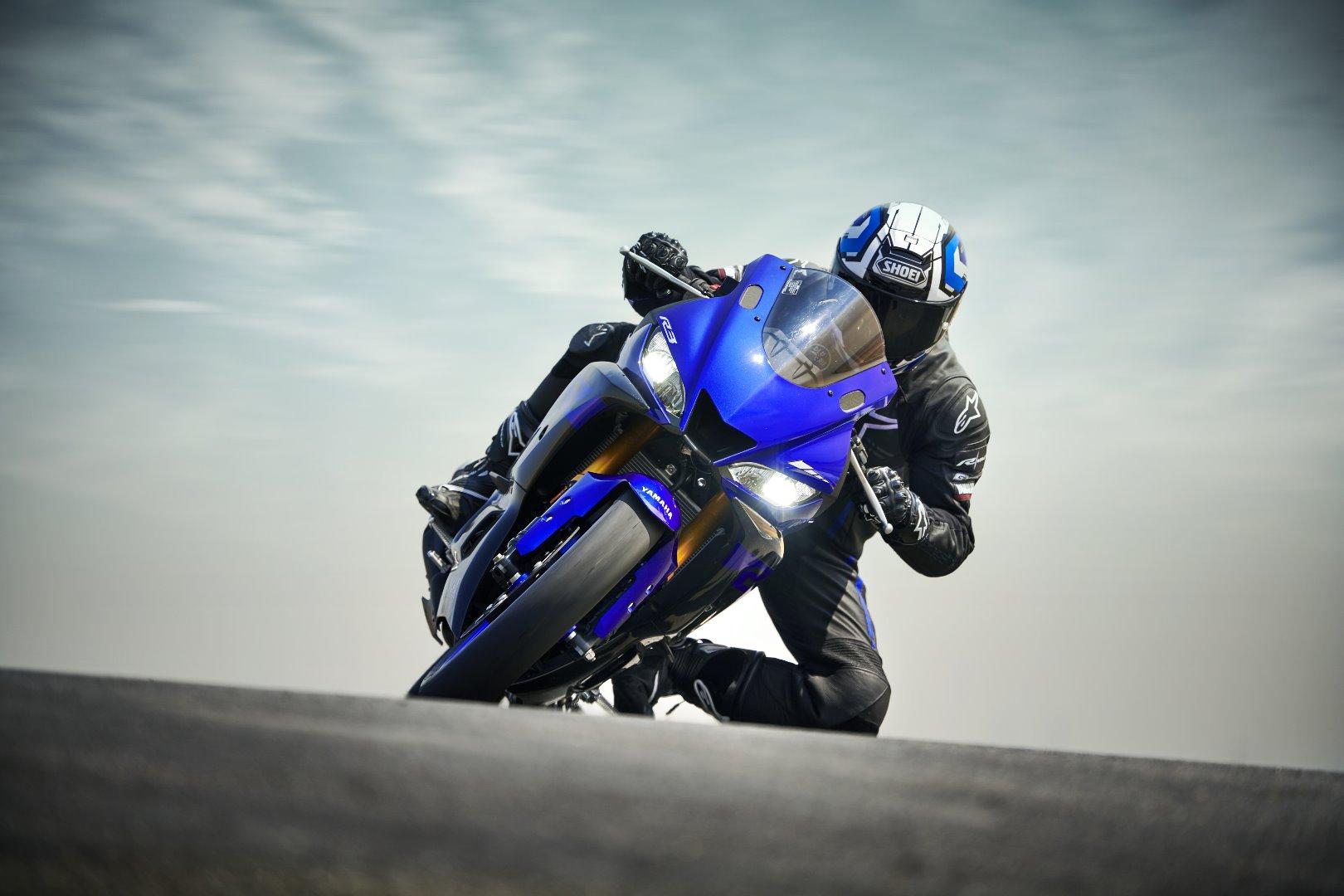Yamaha YZF-R3 2109