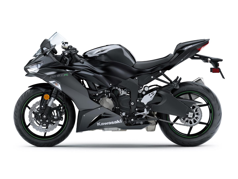 Kawasaki Ninja ZX-6R 2019