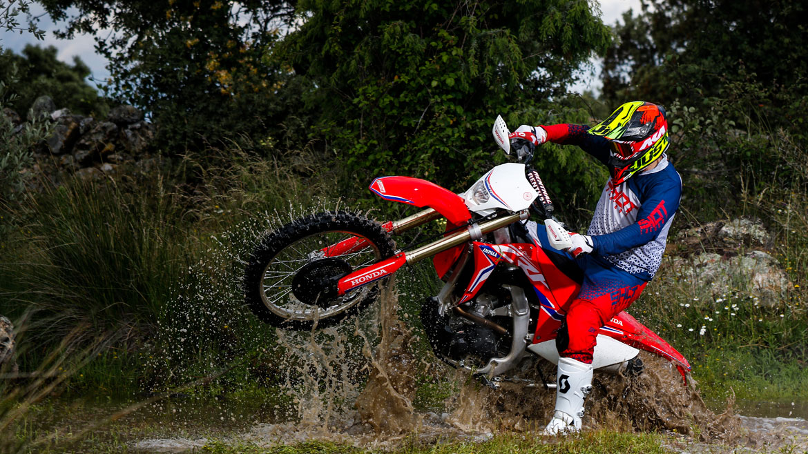 Honda Redmoto CRF 250 R