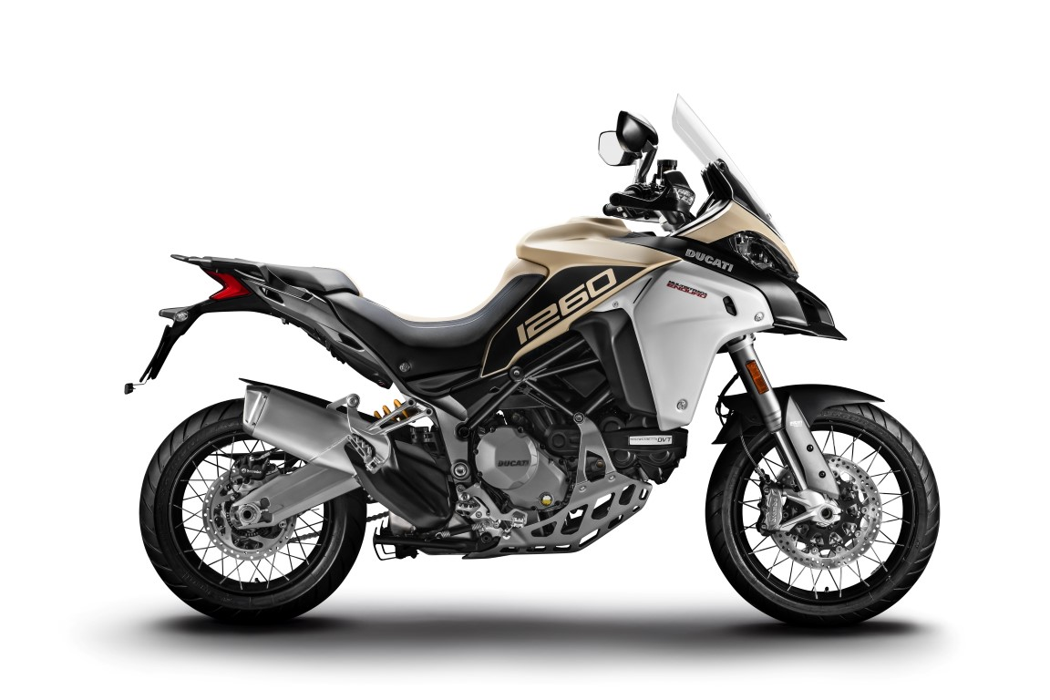 Ducati Multistrada Enduro 1260 2019