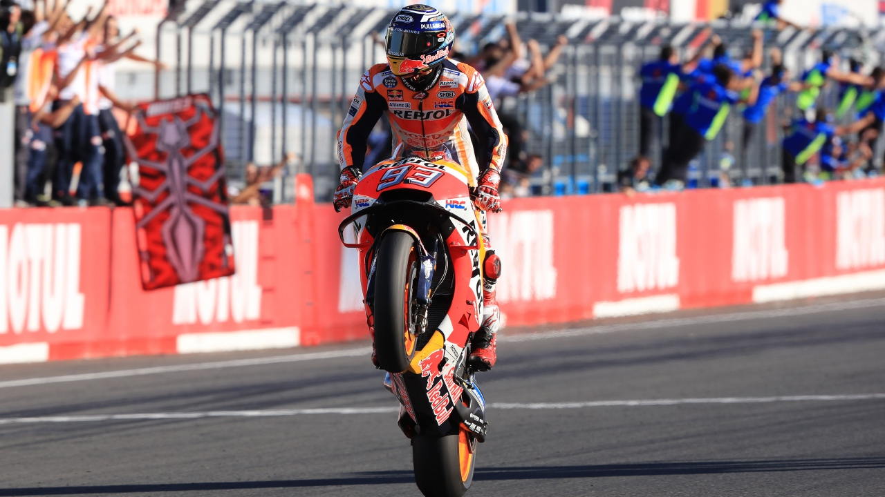 MotoGP Australia 2018: Horarios, TV y links
