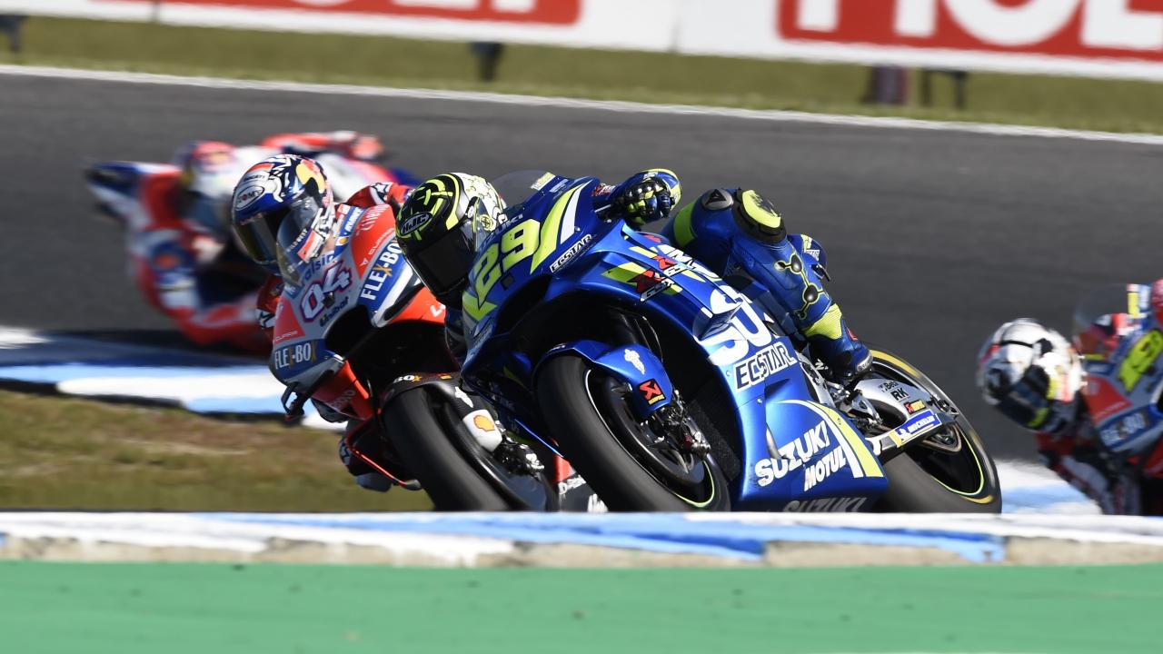 MotoGP Australia 2018, en fotos