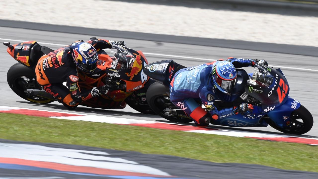 MotoGP Malasia 2018, en fotos