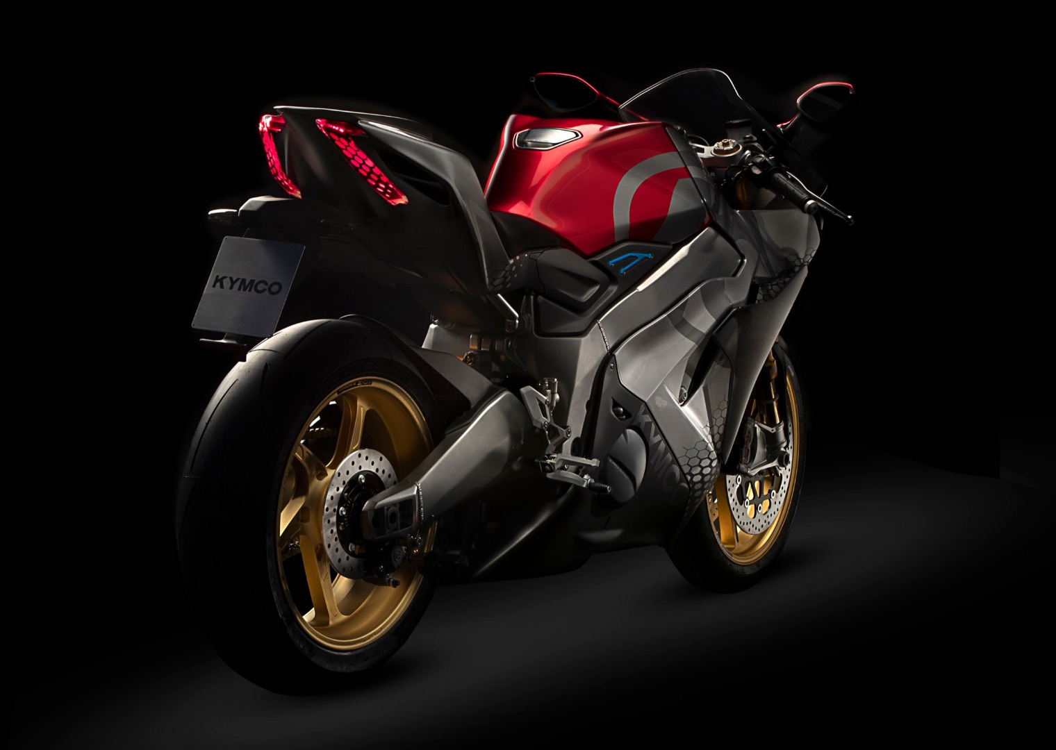 Kymco SuperNEX, ¿puede ser ésta el Tesla de las motos?