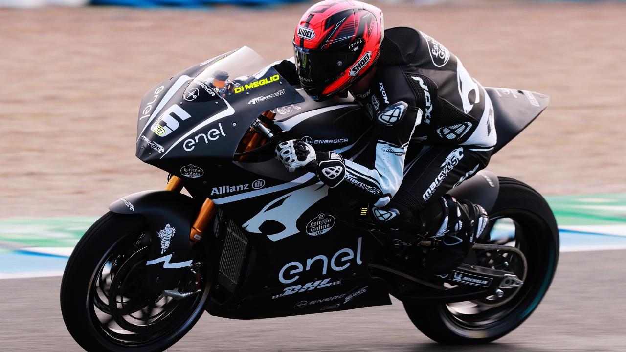 Test MotoE Jerez 2018