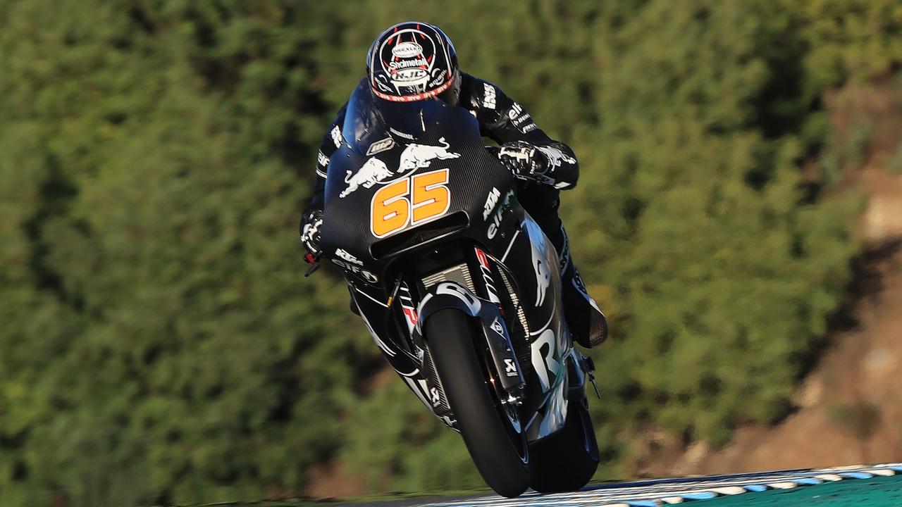 Test Moto2 Jerez 2019