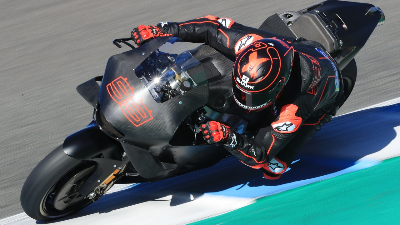 MotoGP 2019 test Jerez pretemporada
