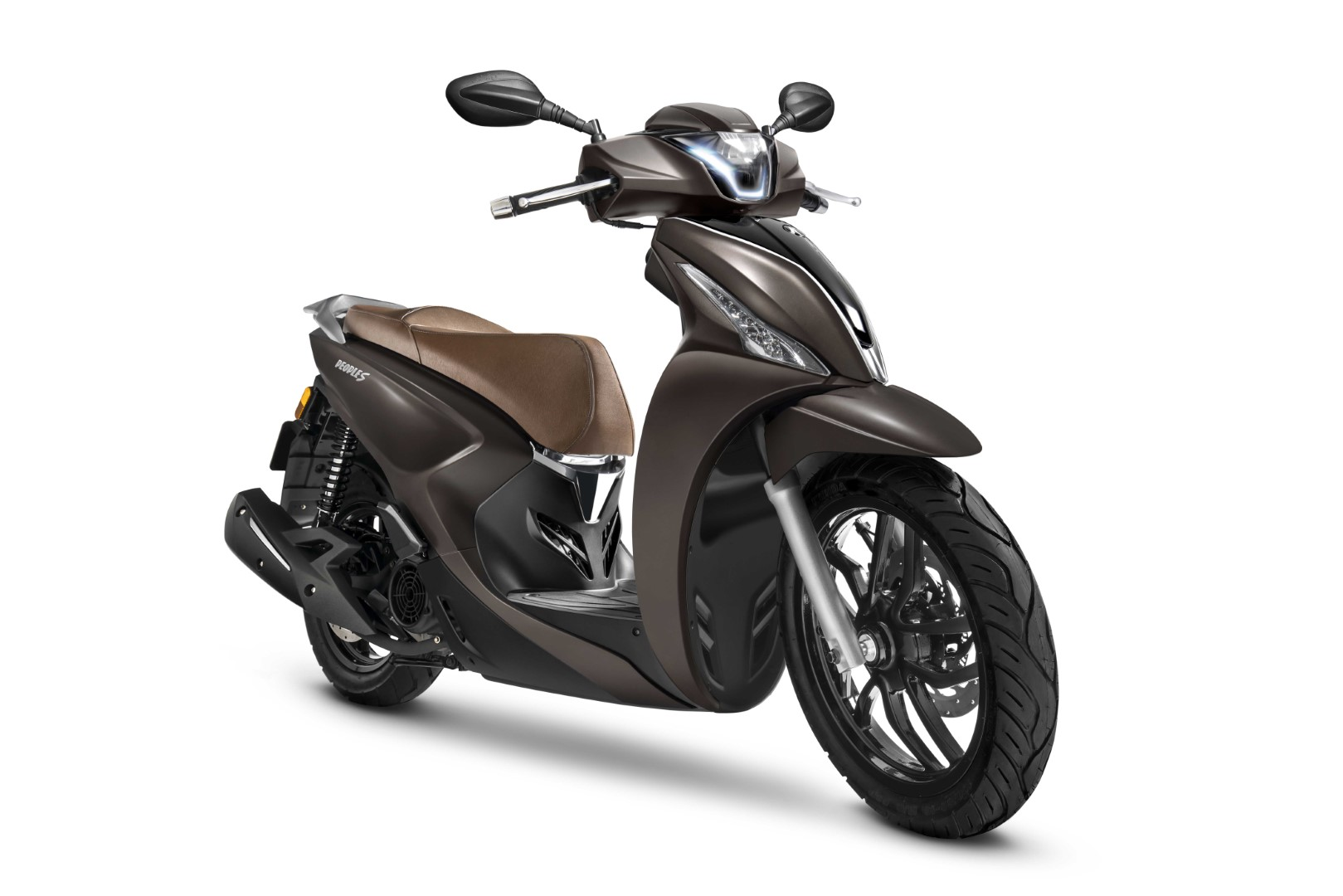 KYMCO People S 125 2018. Fotos