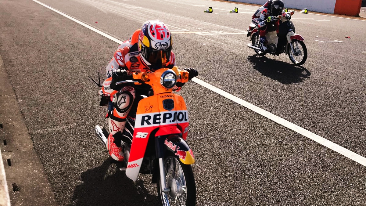 Honda Racing Thanks Day 2018 - Despedida de Dani Pedrosa