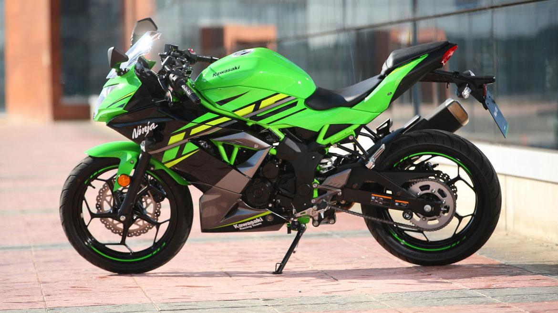 Kawasaki Ninja 125 & Z125 2019