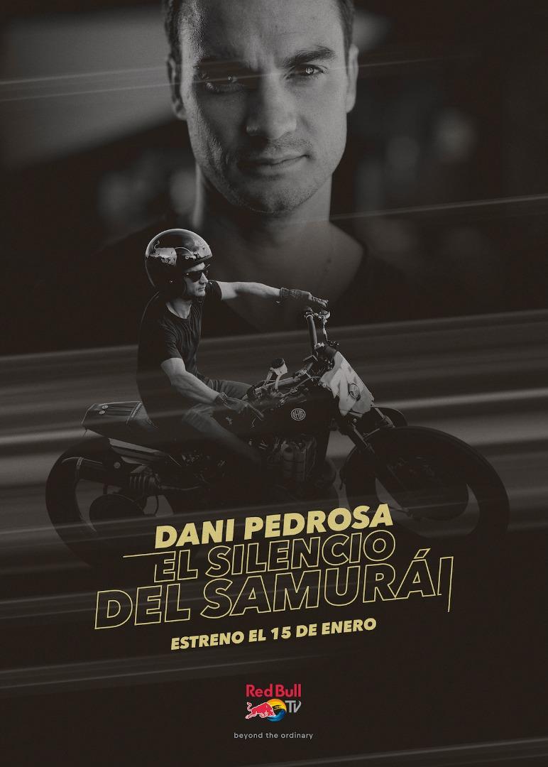 Dani Pedrosa, el silencio del Samurái