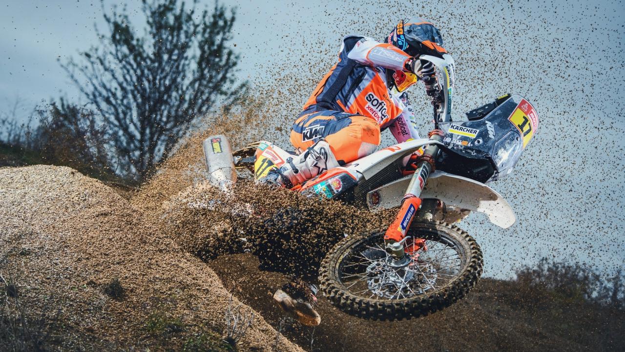 Laia Sanz previa Dakar 2019