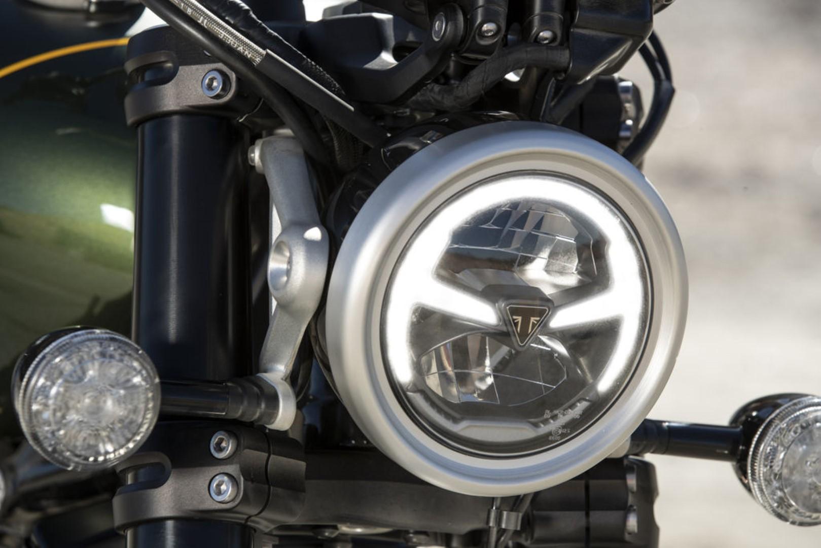 Triumph Scrambler 1200 XC y XE 2019. Fotos