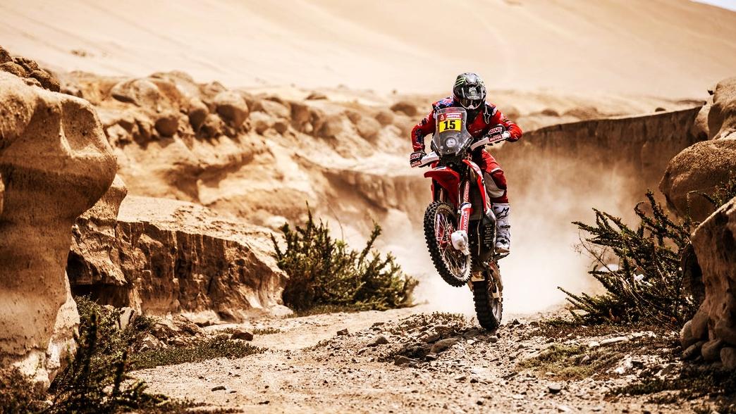 Los pilotos del Dakar 2019