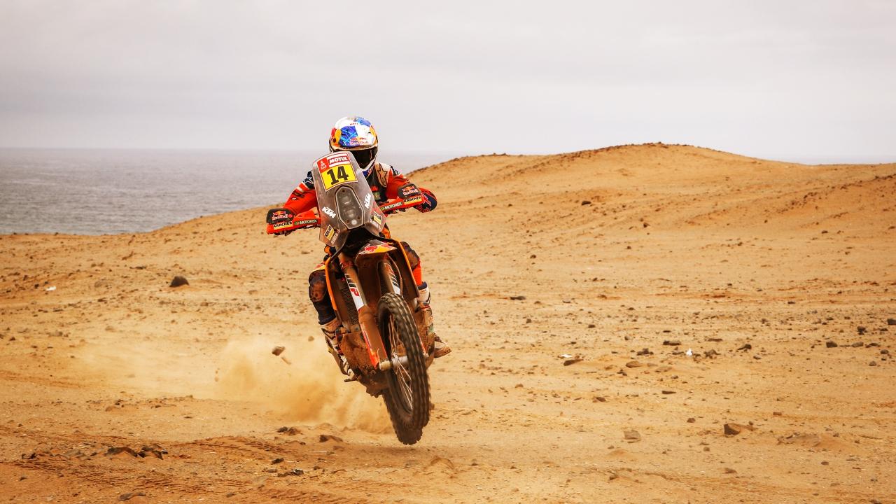 Dakar 2019: Las mejores fotos (2)