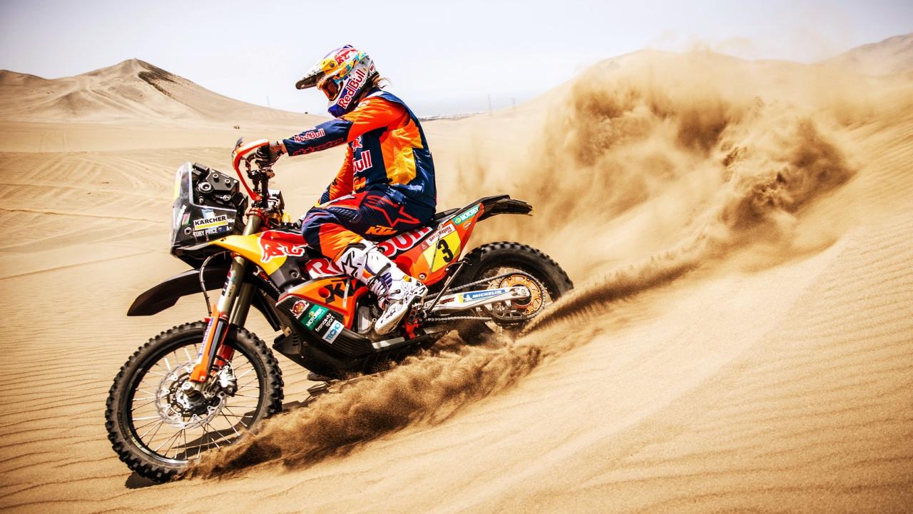 Toby Price, campeón del Dakar 2019