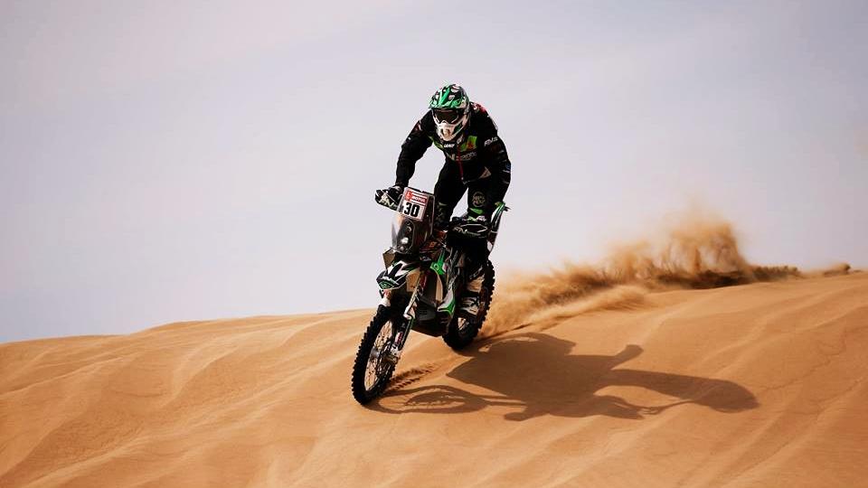 Españoles Dakar 2019