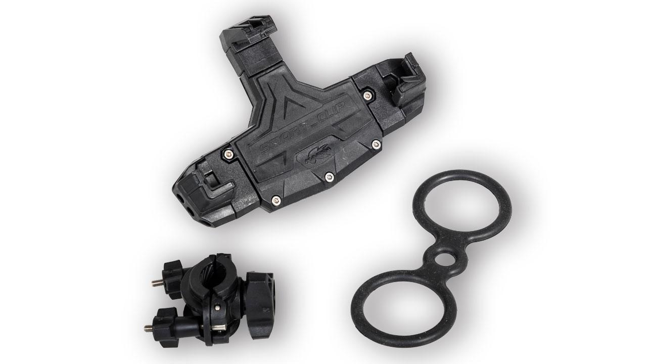 Soporte para móviles Kappa KS920 Smart Clip