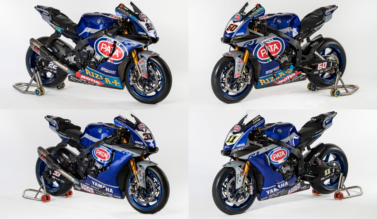Yamaha YZF-R1 en el Mundial de Superbike 2019