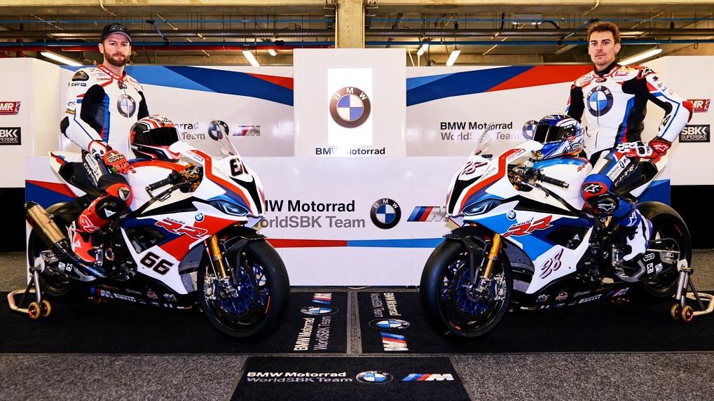 BMW S 1000 RR Mundial Superbike 2019