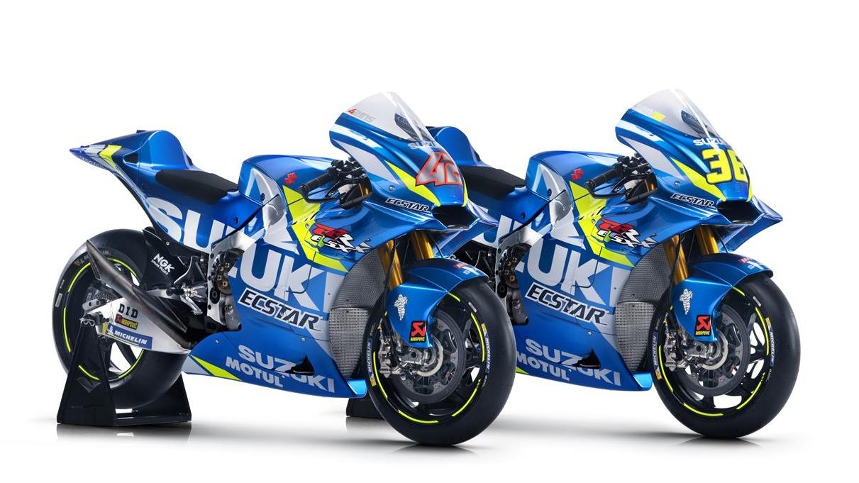 Suzuki GSX-RR MotoGP 2019