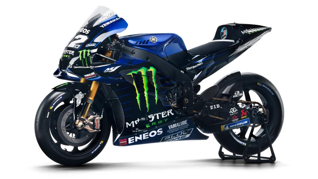 Yamaha YZR-M1 2019 MotoGP