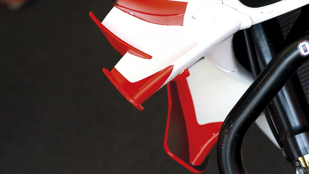 Tecnica aerodinamica Ducati