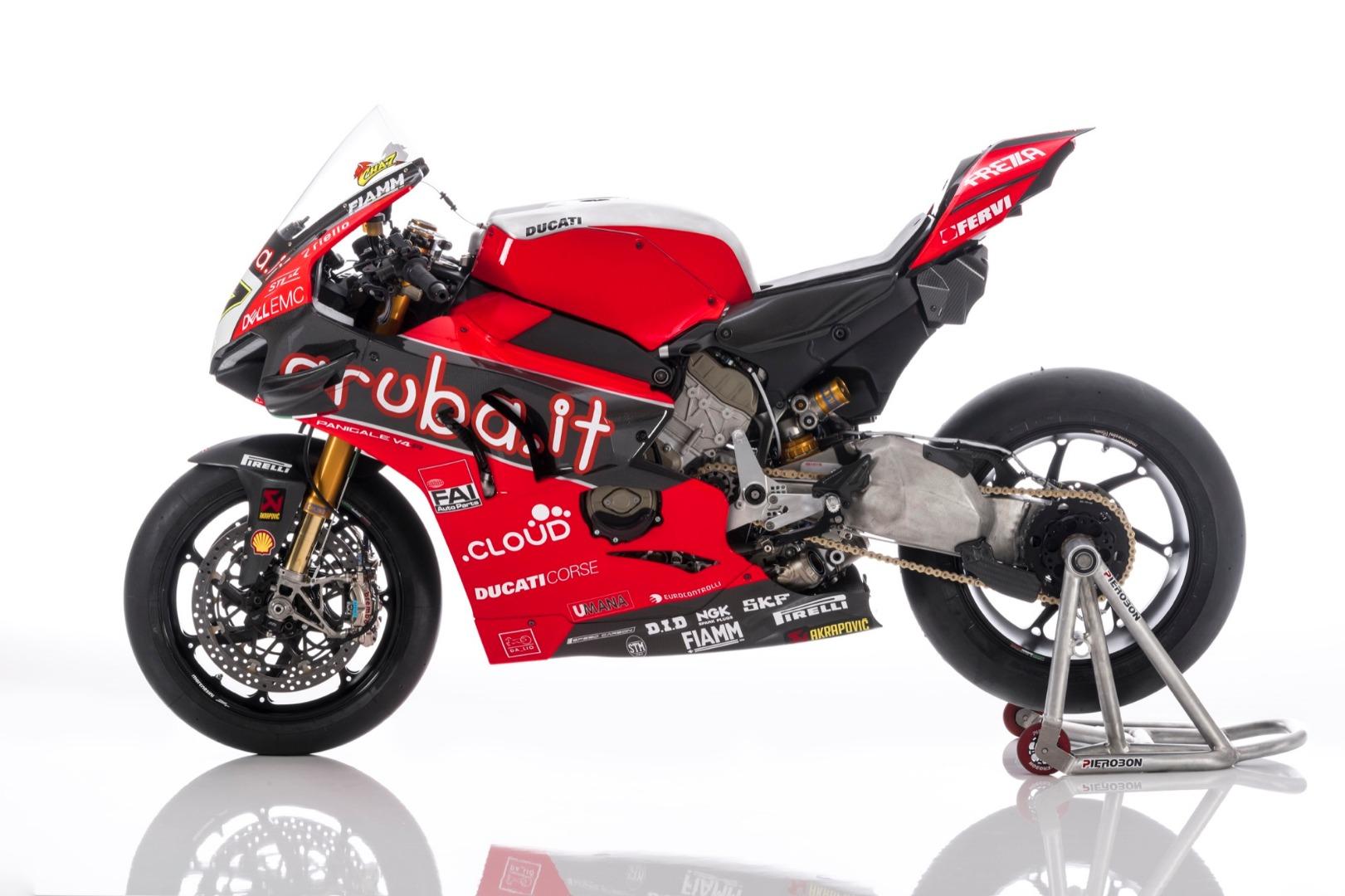 Ducati V4R Panigale - Aruba Racing - SBK 2019