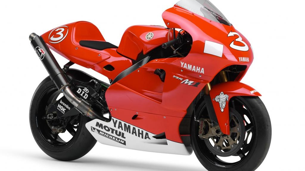 Yamaha YZR-M1 (2002-2019)