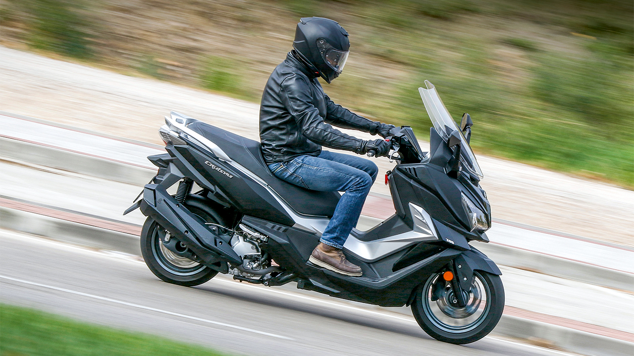 Comparativa Scooters 300