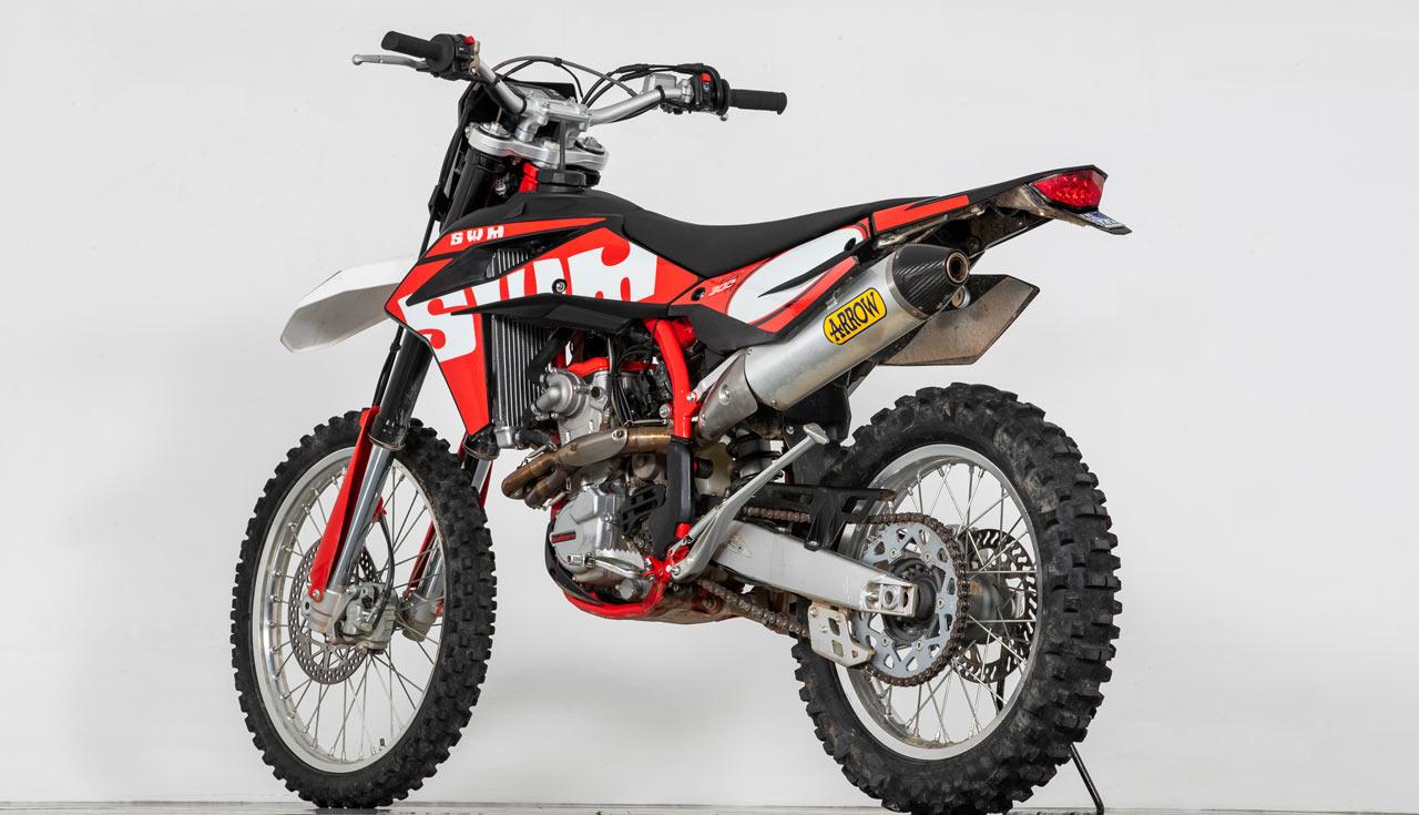 SWM RS 300 R, prueba y fotos