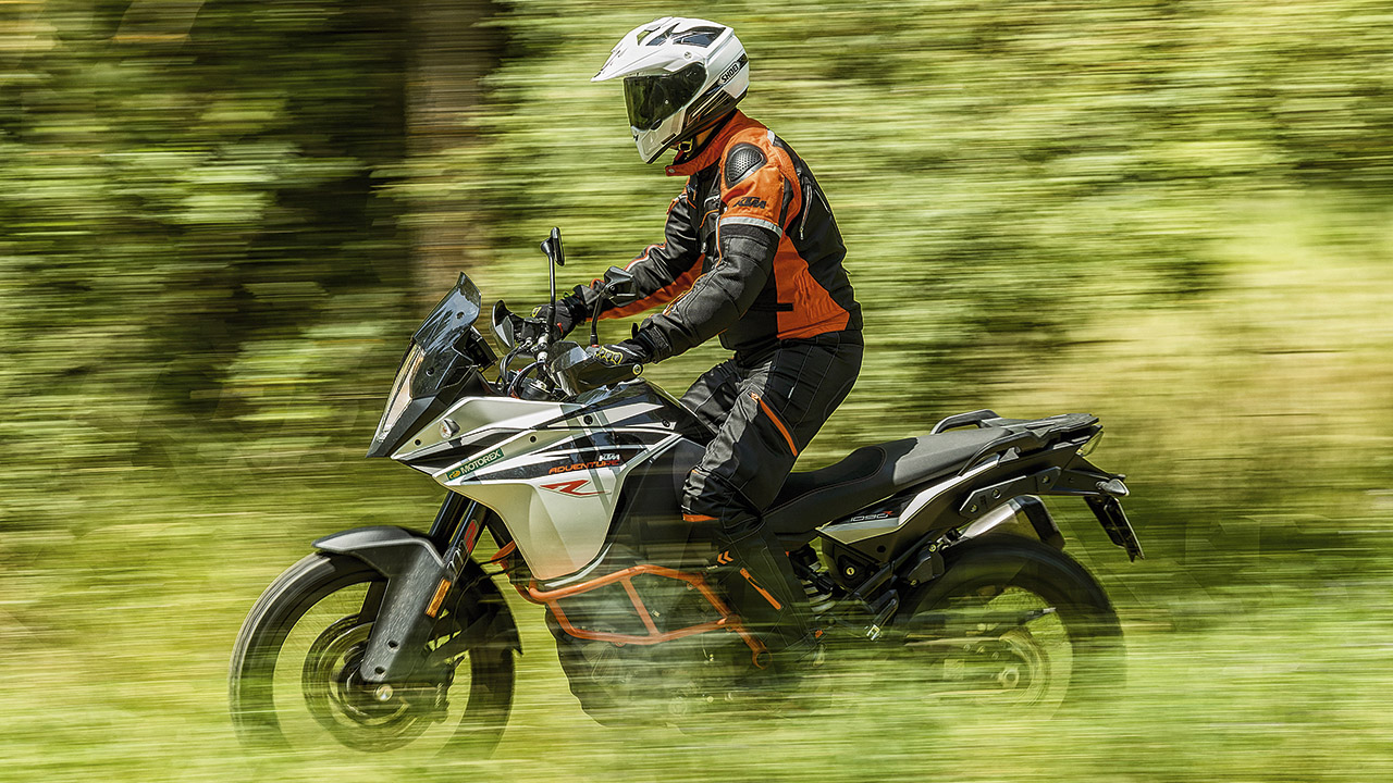 Comparativa trail,  KTM 1090 Adventure R