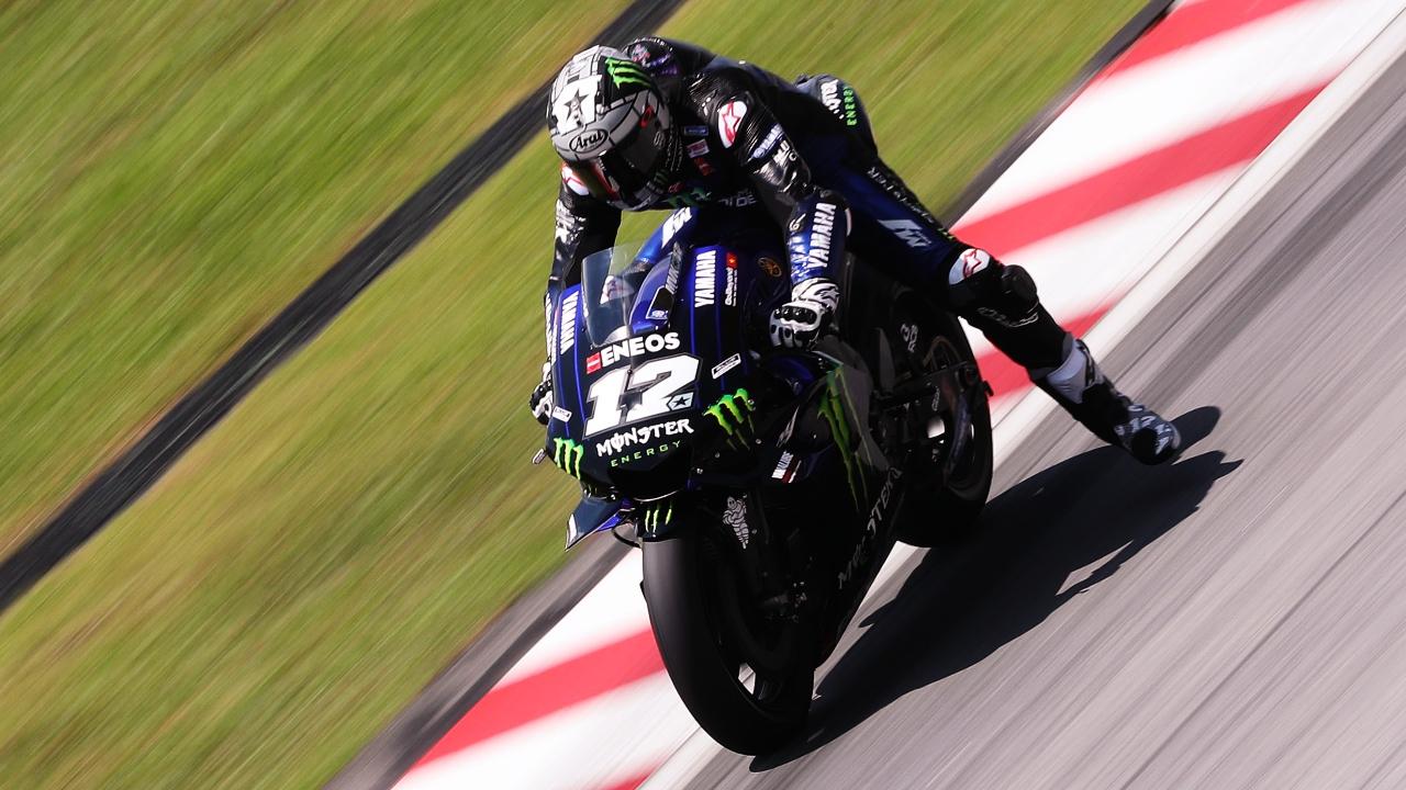 Pilotos MotoGP 2019 test Sepang