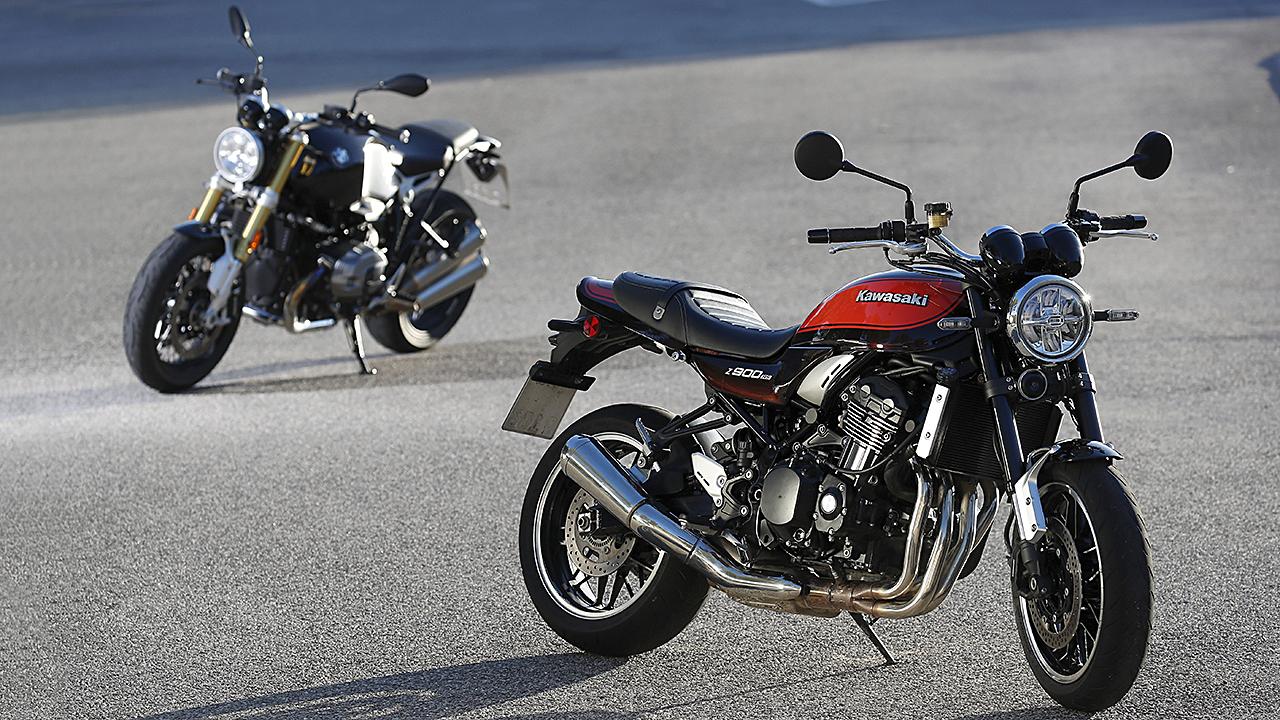 Los propulsores de R nineT y Z900RS no tienen nada que ver entre ellos, ni por características, ni por entrega.