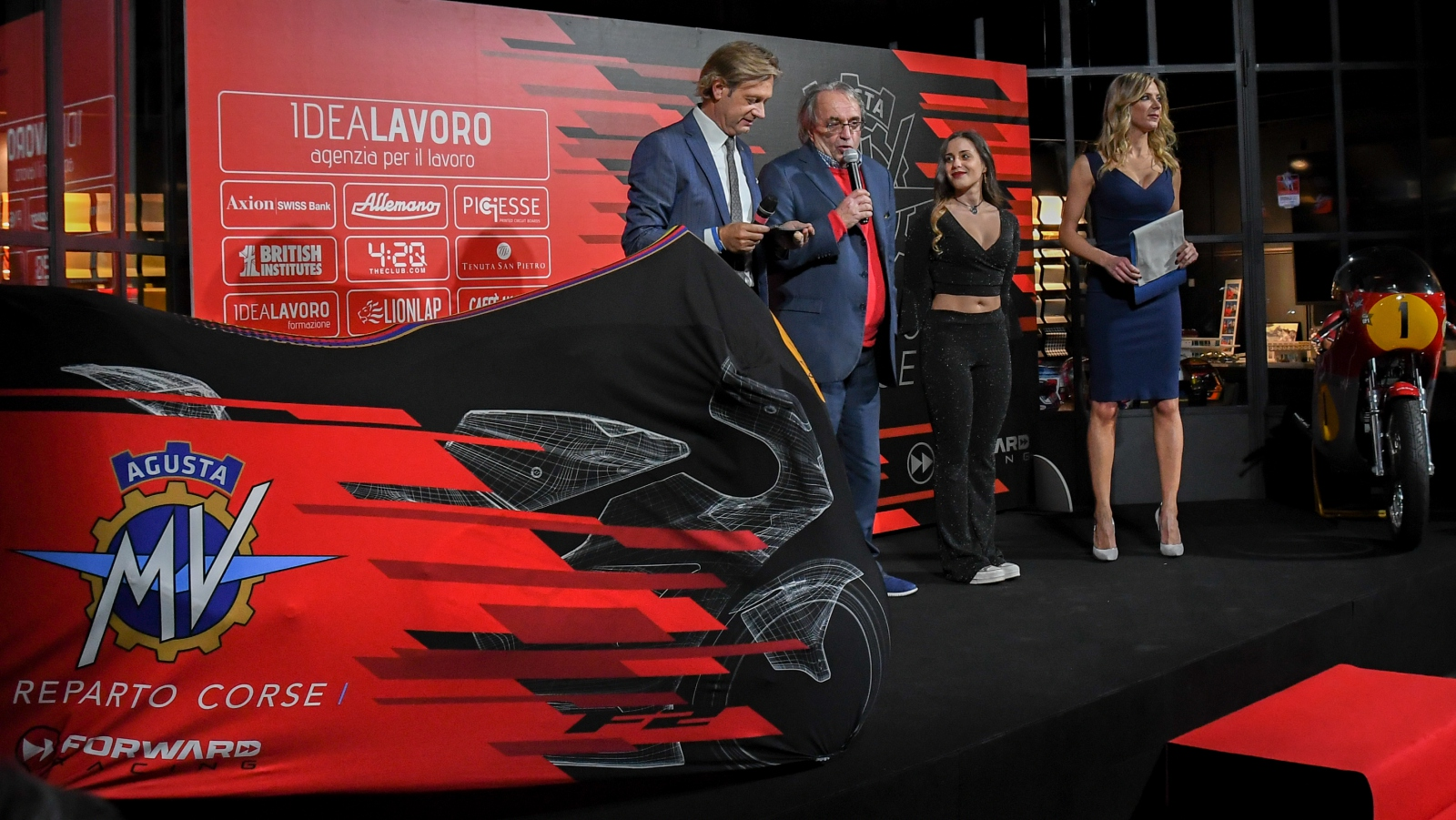 MV Agusta F2 2019