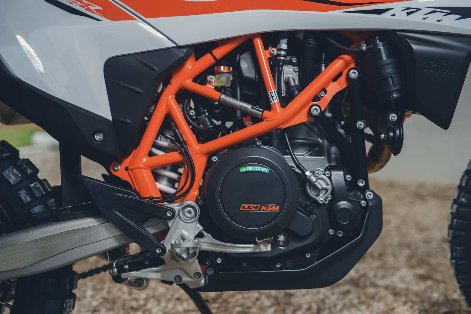 KTM 690 Enduro R 2019