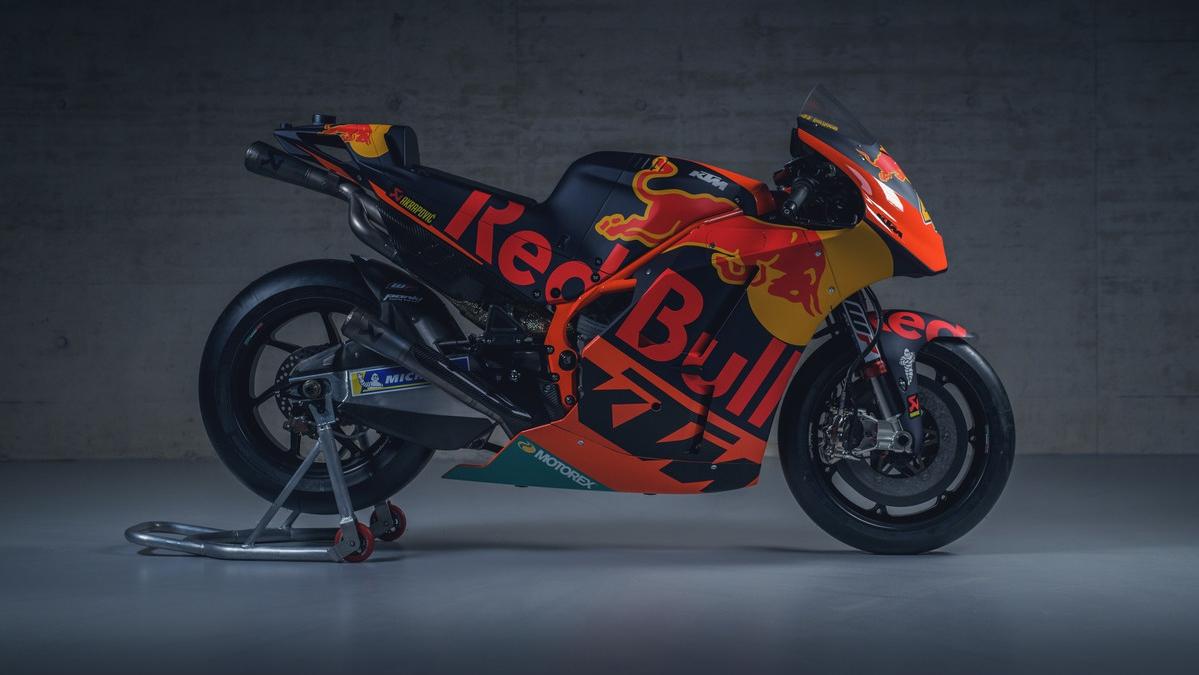 Red Bull KTM Factory Racing MotoGP 2019