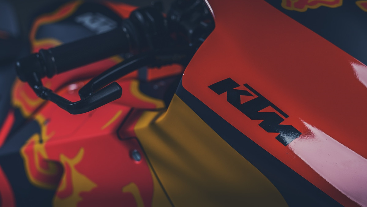Red Bull KTM Factory Racing MotoGP 2019