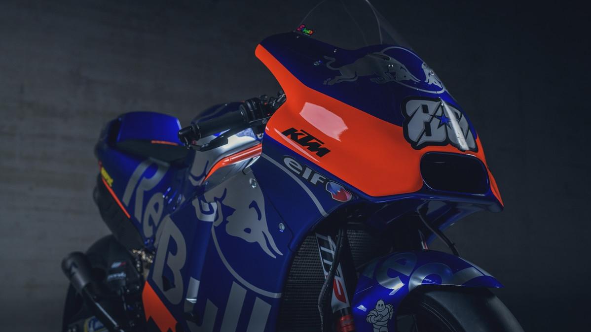 Tech 3 Red Bull KTM MotoGP 2019