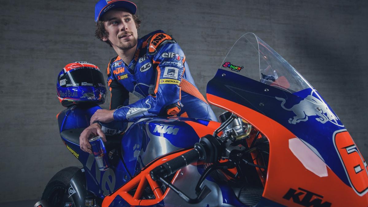 Red Bull KTM Moto2 y Moto3 2019