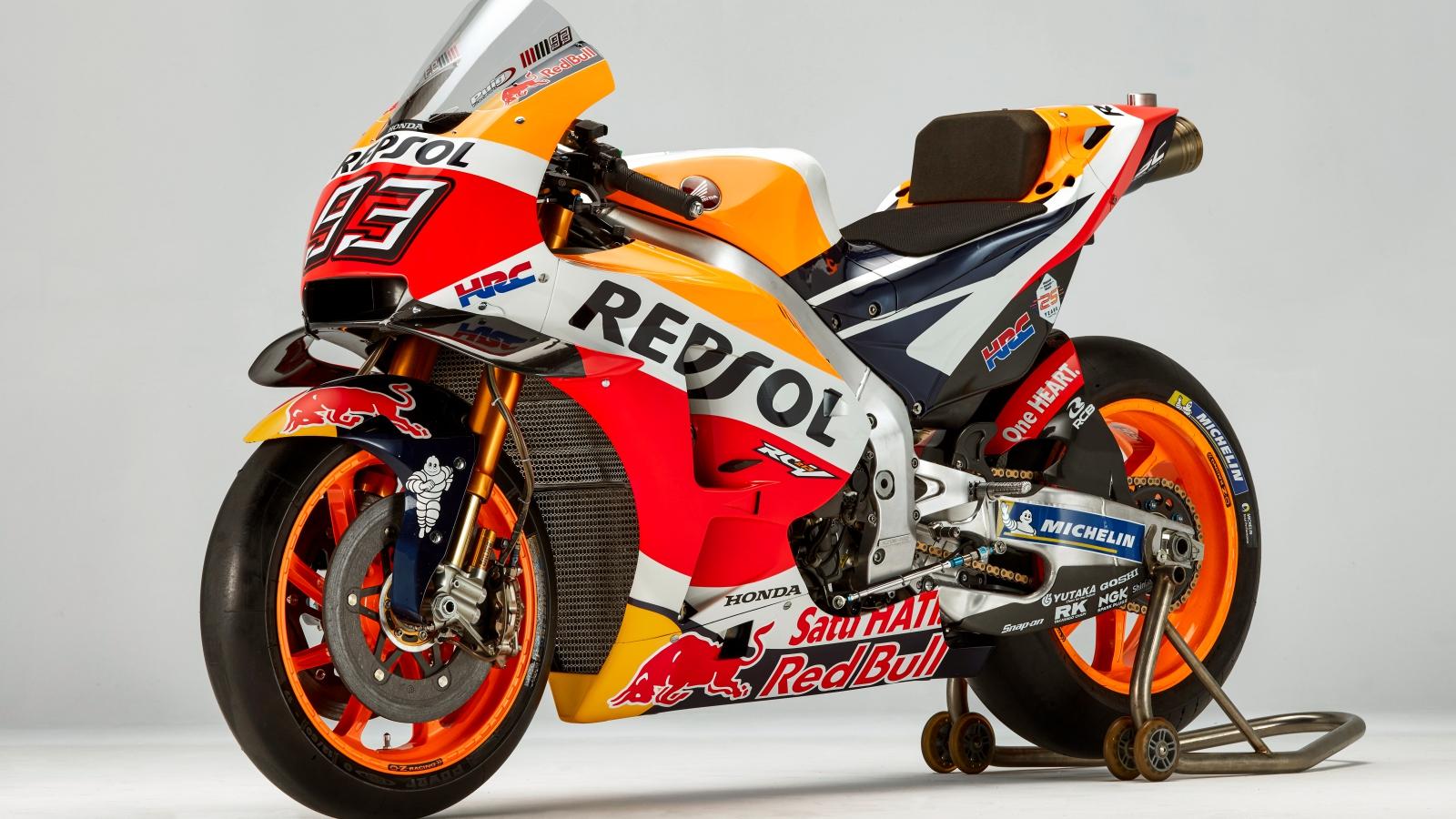 Honda RC213V MotoGP 2019