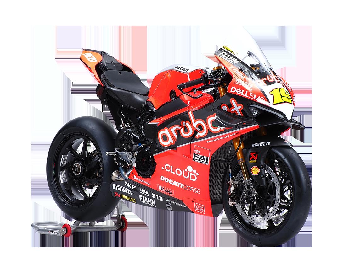 Motos y pilotos Superbike 2019