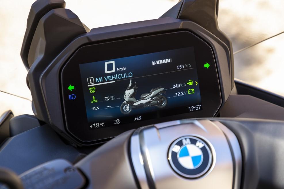 BMW C 400 GT