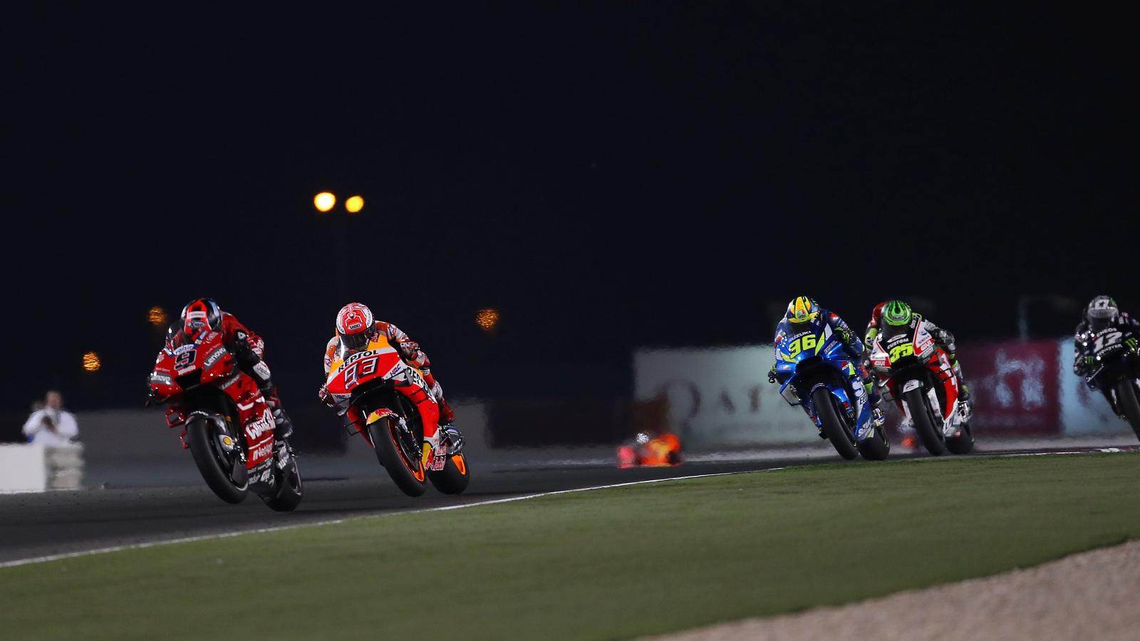 Fotos GP Qatar MotoGP 2019