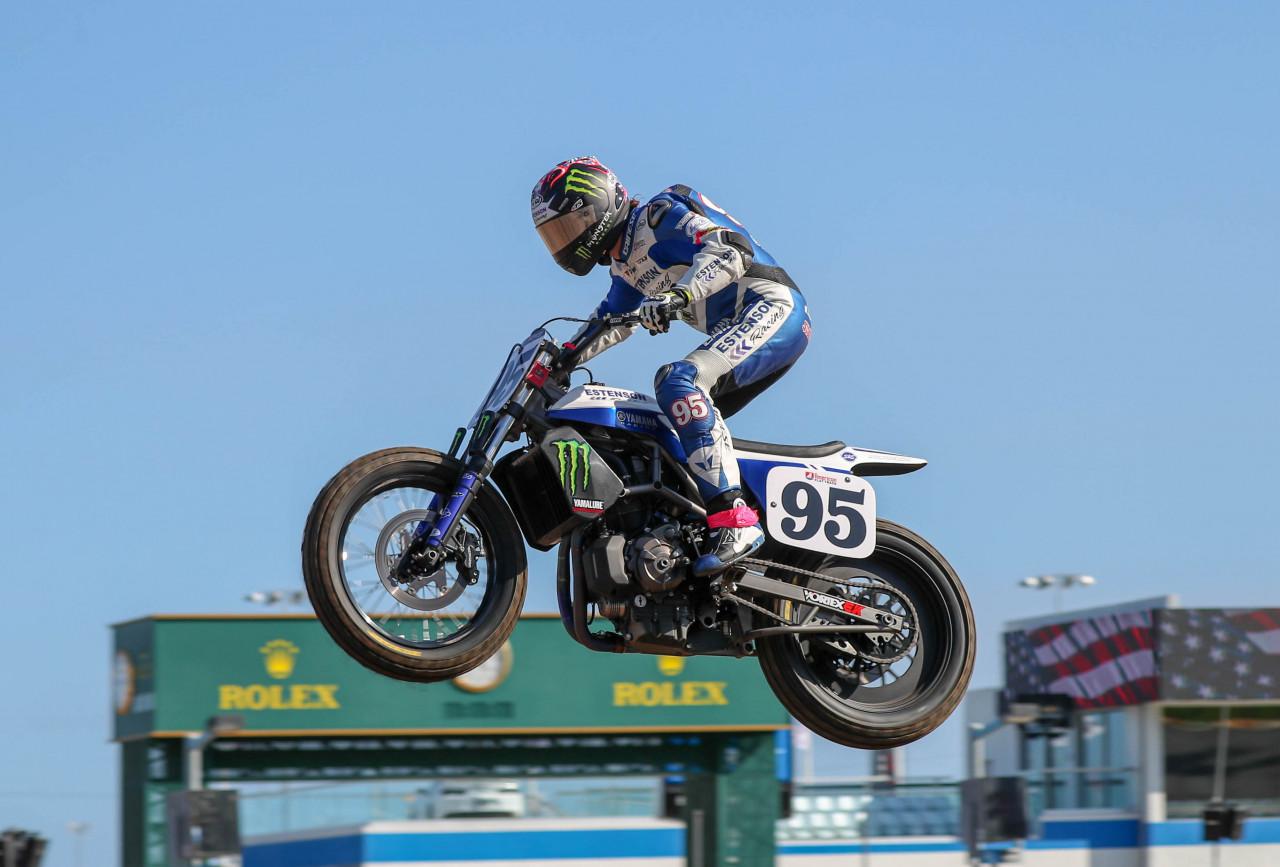Yamaha MT-07 DT, la MT de flat track
