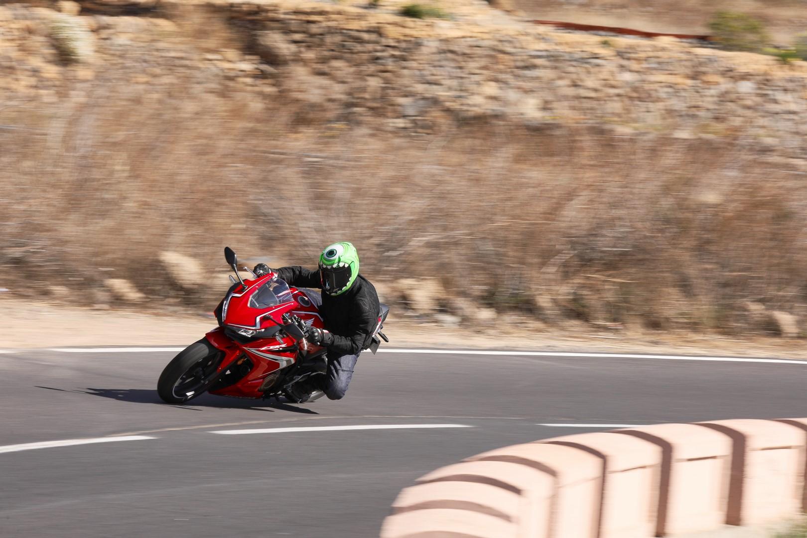 Honda CB500F/CBR500R, fotos