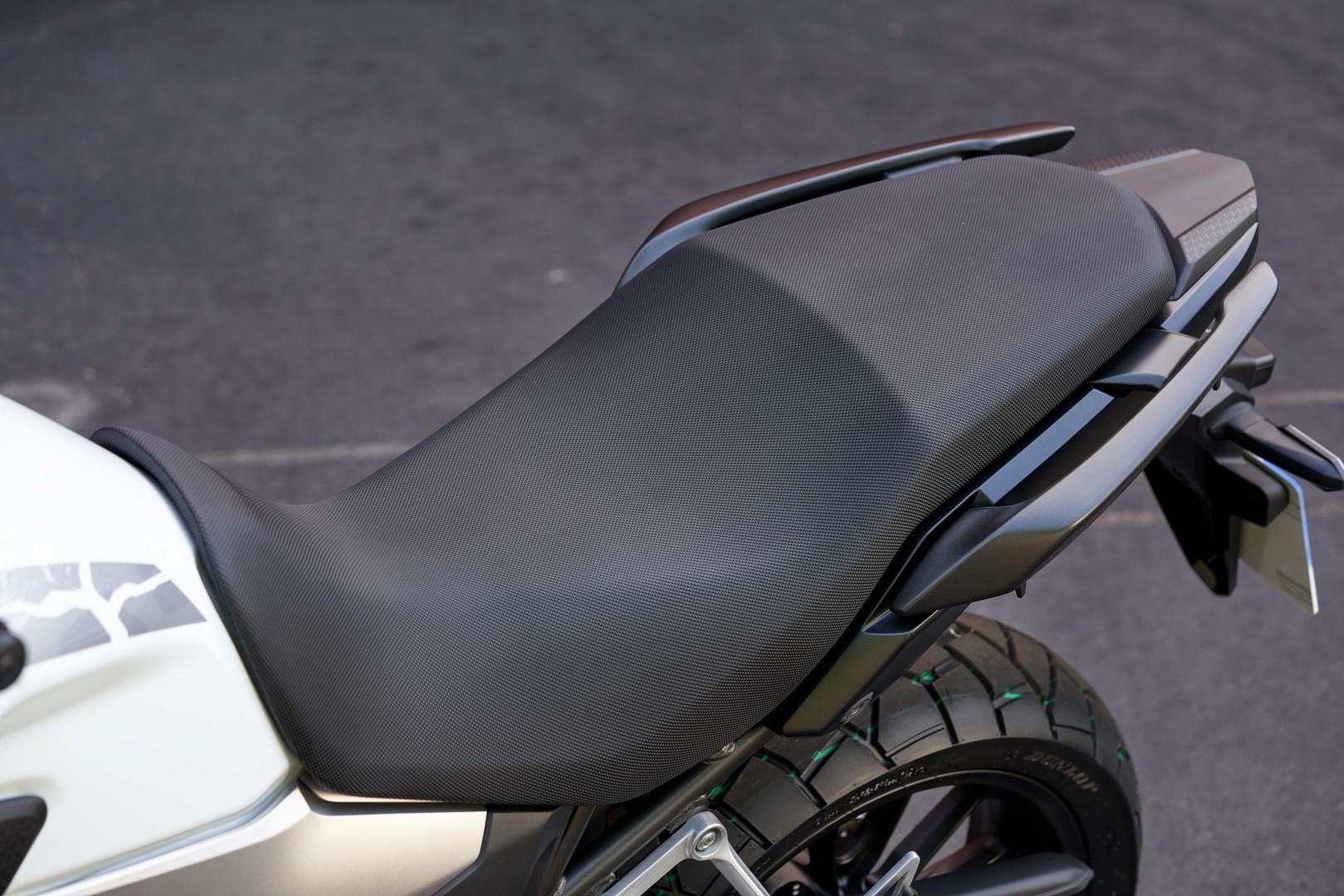 Honda CB500X, fotos