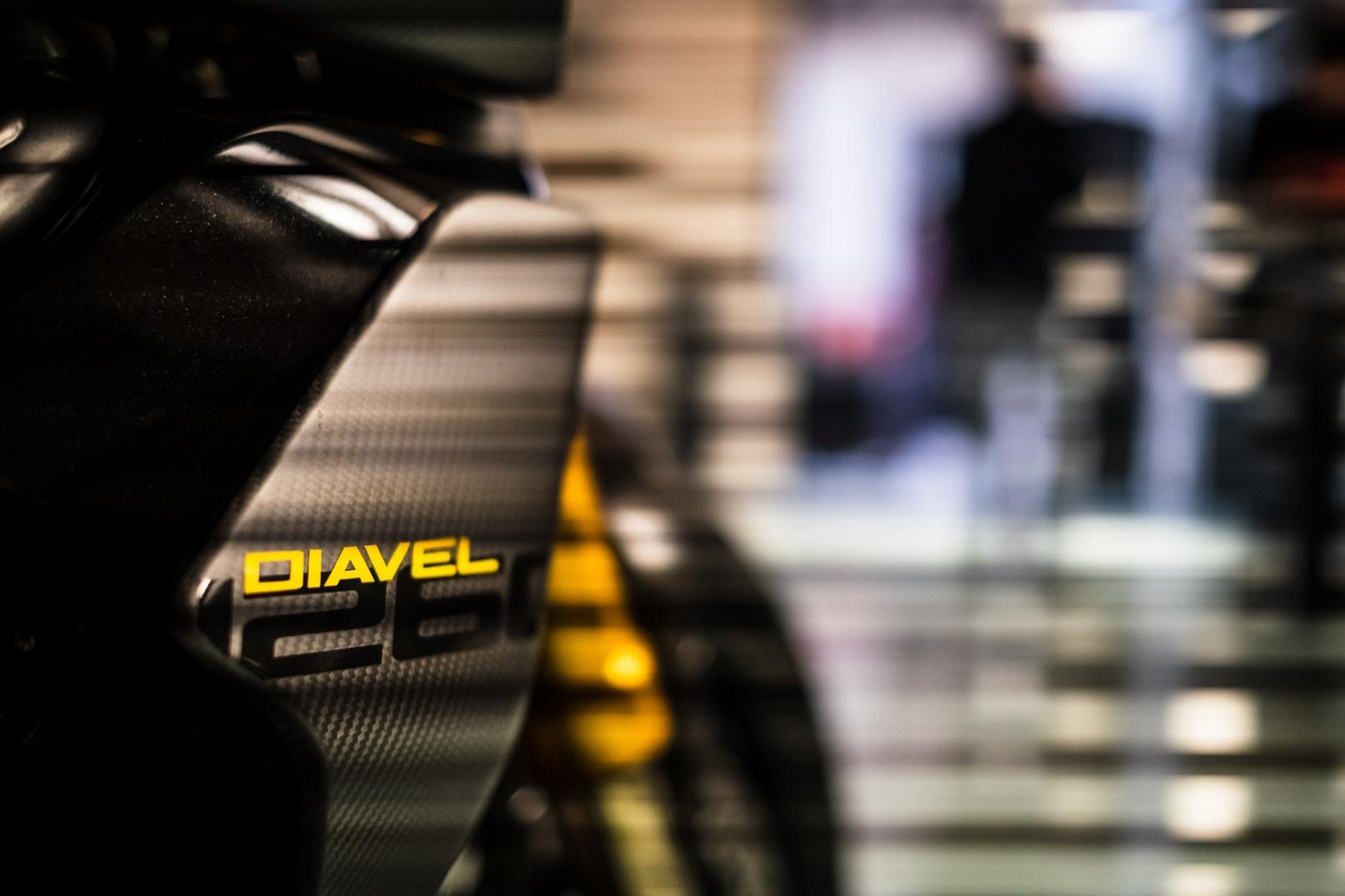 Ducati Diavel 1260 'Materico'