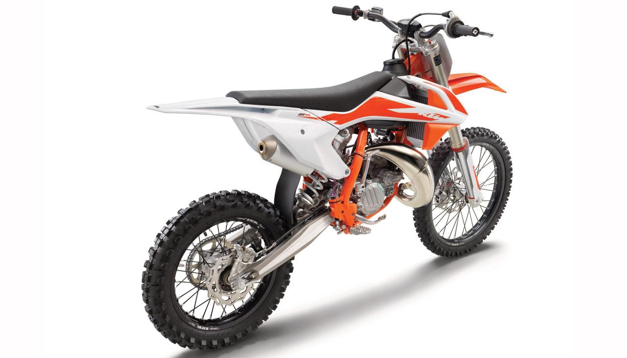 Nuevas KTM SX 2020